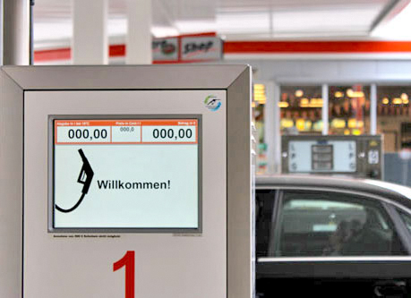 Tankstelle Duisburg
